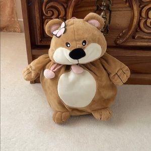 Adorable Teddy Bear Backpack